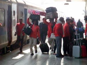 Delhi Railway Porters