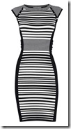 Karen Millen Striped Dress