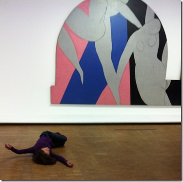 Dancing with Matisse