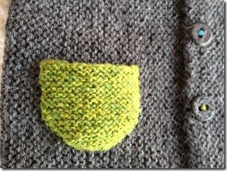 Grøn-lomme
