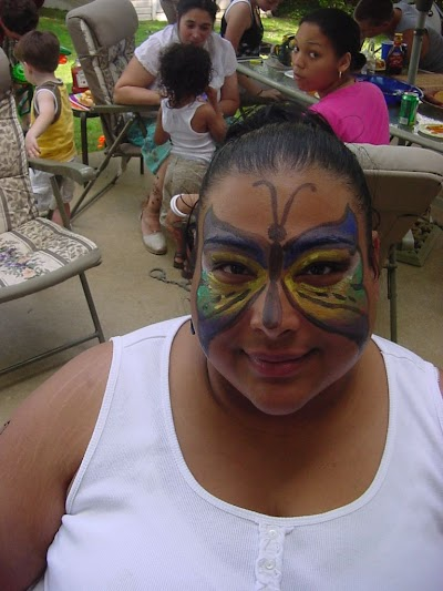 Facepainting By Zoher In Wilmington DE for a Birthday Party in may (8).JPG
