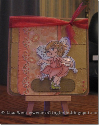 Stamp &amp; Create Critter Card (2)
