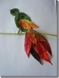 manualidades hojas secas  (3)