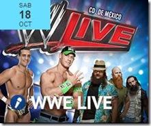 WWE Live Mexico