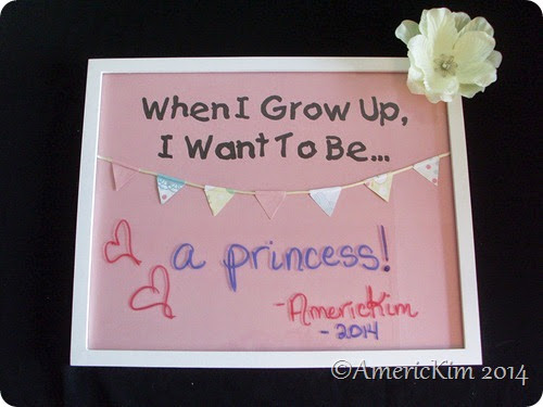 When I Grow Up  Girl's -005