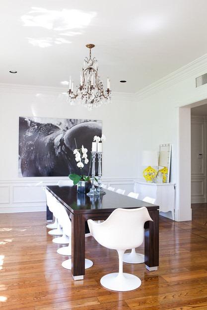 rachel zoe dining room