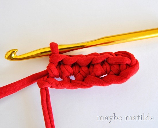 Single crochet