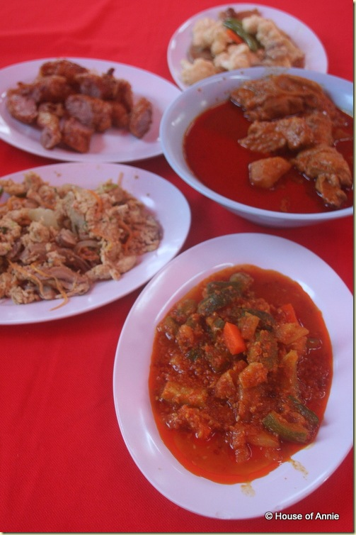 Penang Wedding Tea Ceremony - food