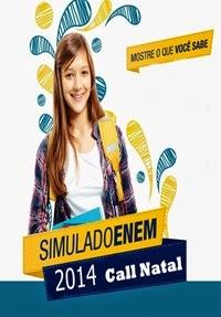Simulado Enem 2014 1.0, por CALL Natal