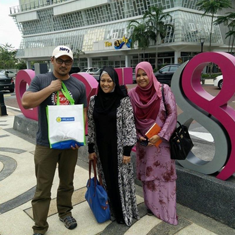 Satu lagi penghargaan buat aku dan #kelabbloggerbenashaari !
