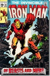 P00057 - El Invencible Iron Man #16
