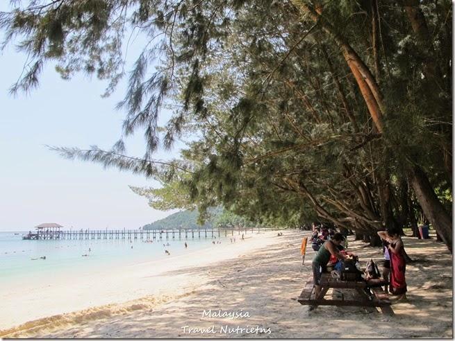 沙巴亞庇馬努干島 Manukan (27)