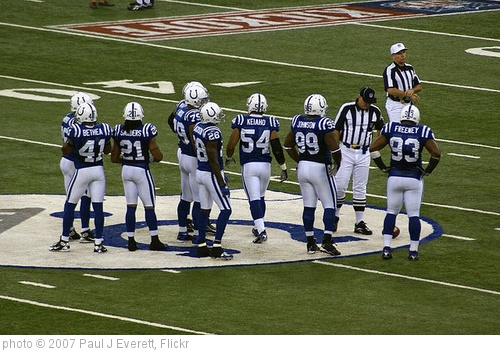 'coltssaints188' photo (c) 2007, Paul J Everett - license: http://creativecommons.org/licenses/by/2.0/