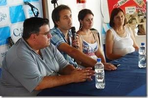 Equipos de las municipalidades de La Costa y Coronel Suárez estuvieron a cargo de la jornada