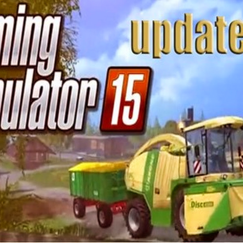 Farming simulator 2015 - Update 1.2