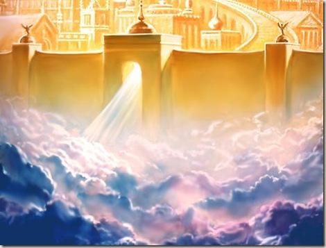 paraiso cielo jerusalen ateismo biblia jesus dios