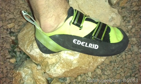 Chausson Edelrid Typhoon Oasis