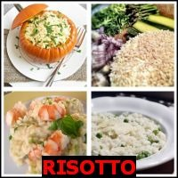 RISOTTO- Whats The Word Answers