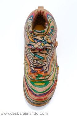 arte esculturas com skate reciclado desbaratinando  (8)