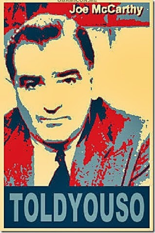 Joe McCarthy - Told-U-So