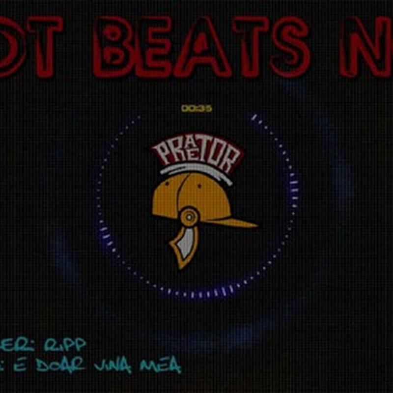 Praetor - E doar vina mea (GOT BEATS?, entro NO.2, Beatmaker:Ripp)