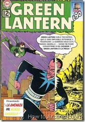 P00009 - 5 - Sinestro Green Lanter