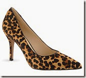 Nine West Leopard Print Courts