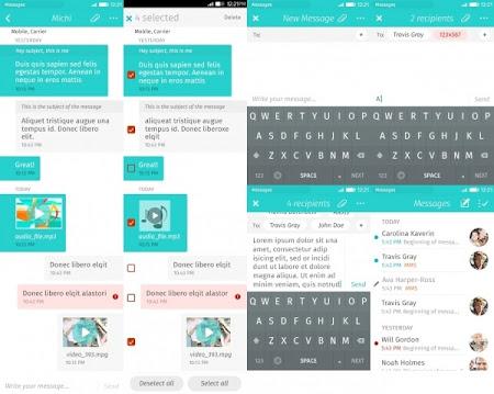 Firefox OS 2.0 - SMS