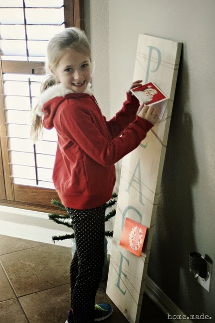 Christmas Card Helper