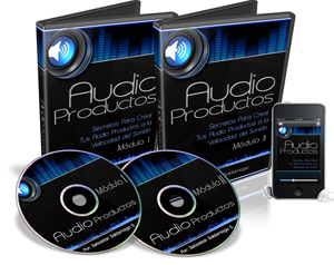 AUDIO PRODUCTOS, Sebastián Saldarriaga [ Curso en Video ] – Los secretos para crear Audio Productos digitales de gran valor a la velocidad del sonido