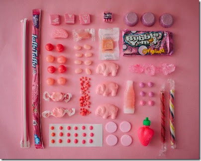 Emily Blincoe - Sugar Series - Pink