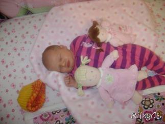 sleep with babies