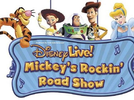 Disney Live! Mickey's Rockin' Road Show {GIVEAWAY CLOSED}