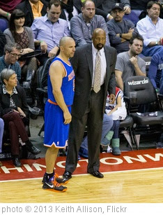 'Jason Kidd, Mike Woodson' photo (c) 2013, Keith Allison - license: https://creativecommons.org/licenses/by-sa/2.0/