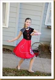 Josie Halloween 2013