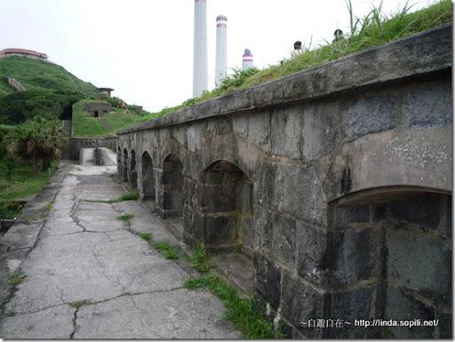 白米甕砲台-防空洞嗎?