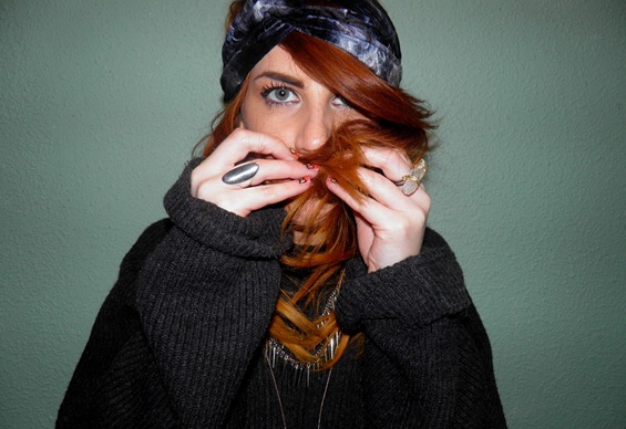 GINGER MOUSTACHE