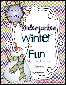 Winter Fun Title Page Pic