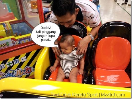 Test Drive Kereta Sport 2