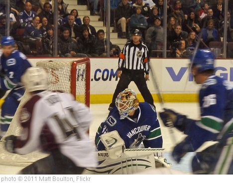 'Cory Schneider' photo (c) 2011, Matt Boulton - license: http://creativecommons.org/licenses/by-sa/2.0/
