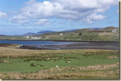 Nearing Dunvegan Castle Receding tide (Small)