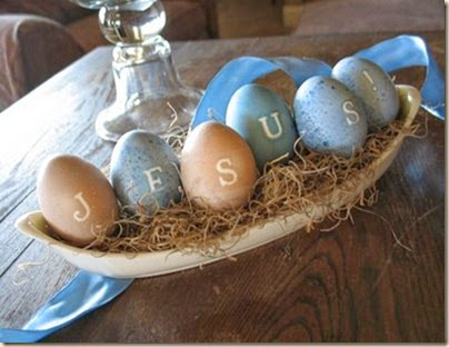 ovos escrito Jesus