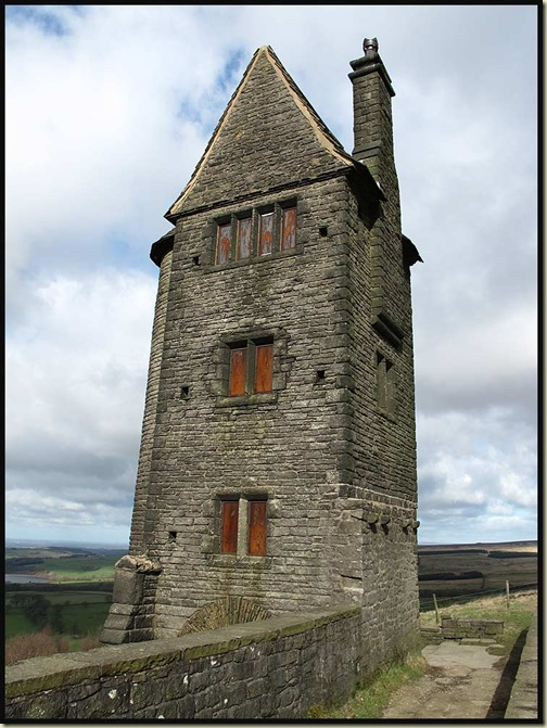 The Pigeon Tower, Rivington