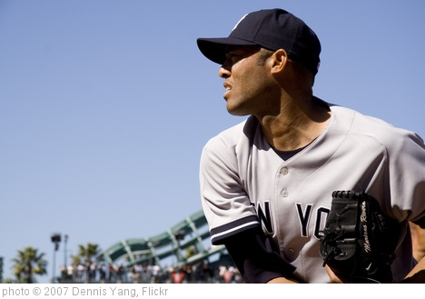 'mariano rivera' photo (c) 2007, Dennis Yang - license: http://creativecommons.org/licenses/by/2.0/