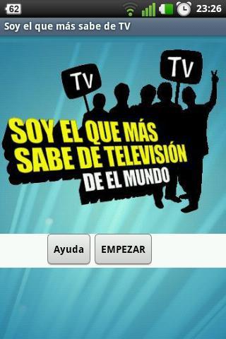 Soy el que más sabe de TV