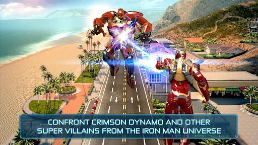 hack iron man 3 live wallpaper