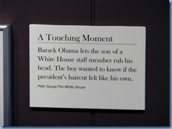 1485 Washington, D.C. - Newseum - The President's Photographer Exhibit