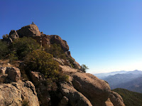 Sandstone Peak Photo