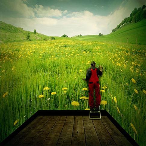 08. Efecto 3D Surrealista en Photoshop