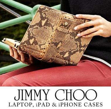 Jimmy Choo, fundas para iPad